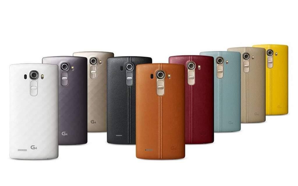 Il Nuovo LG G4