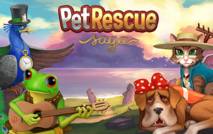 Pet Rescue Saga - Un Gioco Gratis