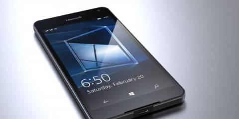 Lumia 650 Anticipazioni – Scheda Tecnica e Prezzo