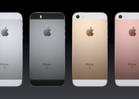 Tim Cook ha Presentato il Nuovo iPhone SE