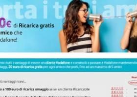 Promozioni Vodafone – Porta I Tuoi Amici