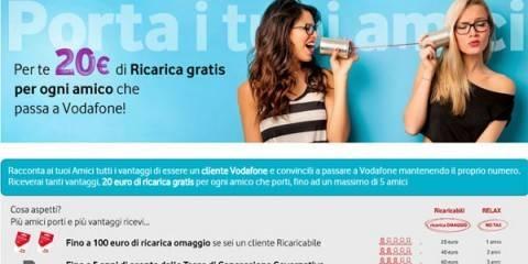Promozioni vodafone porta i tuoi amici - Vodafone porta un amico ...