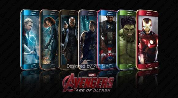 Le Cover per lo Smartphone con i Supereroi Marvel