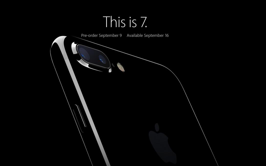 I problemi dell'iPhone 7.