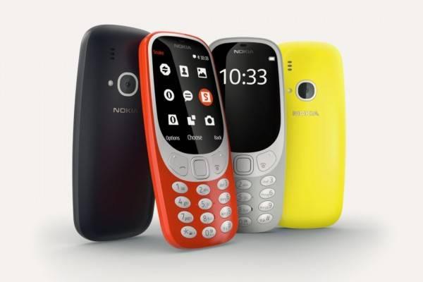 Nokia operazione nostalgia, il nuovo 3310
