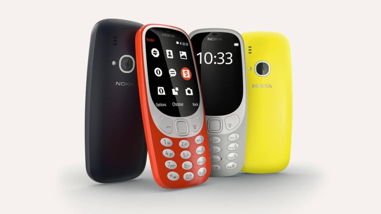 Nokia operazione nostalgia. Presentato il nuovo Nokia 3310