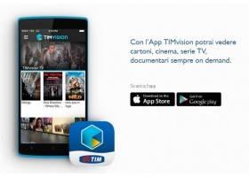 App Timvision, Come vedere TIMVision sullo Smartphone o dal Tablet