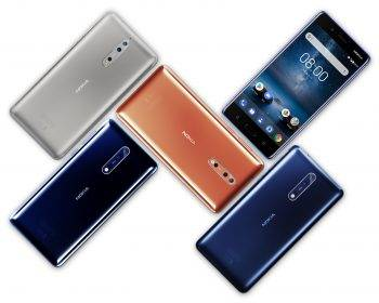 Nokia 8 Prezzi e Offerte