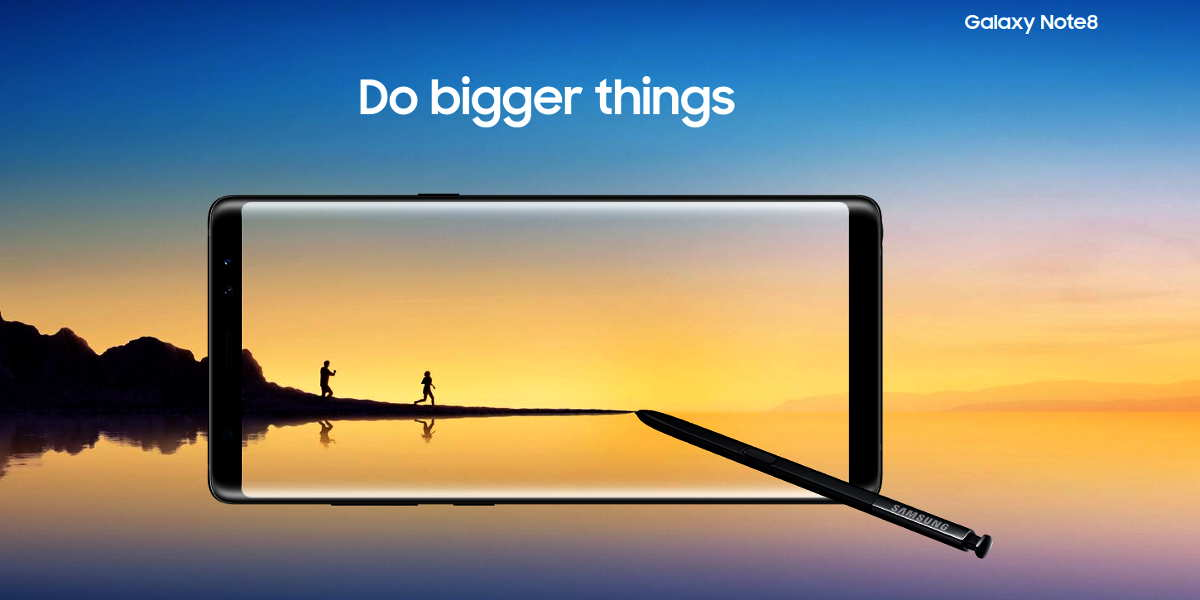 Galaxy note 8 finalmente stato presentato il nuovo for Nuovo galaxy note 8