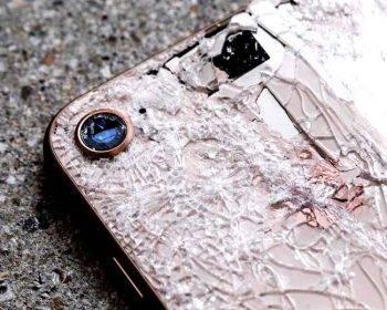 Cambiare il vetro posteriore dell'iPhone 8 costa più del display
