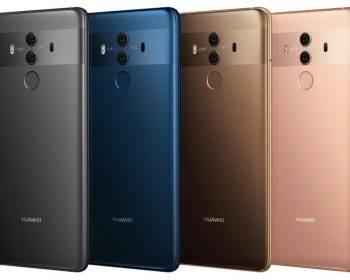 Huawei Mate 10 Pro il Top di Huawei