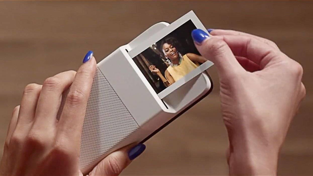 Moto Mods e Polaroid Insta-Share Printer la stampante Polaroid per il Motorola Moto Z