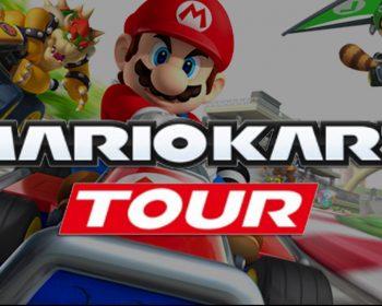 Nintendo lancia Mario Kart Tour per smartphone