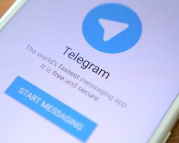 Telegram è stata tolta dall'AppStore per contenuti inappropriati