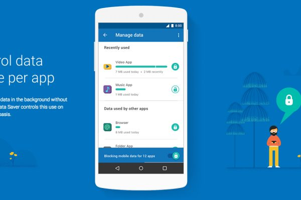 App Contapassi per Android