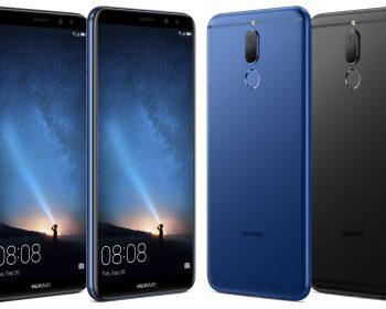 Huawei Mate P10 Lite