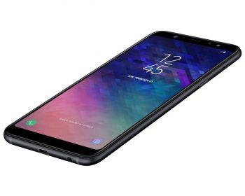 Il Galaxy A6+, tra i nuovi smartphone di fascia media