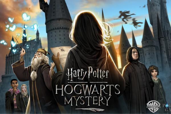 Harry Potter Hogwarts Mystery energia extra