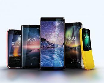 Novità assoluta Android P per smartphone Nokia