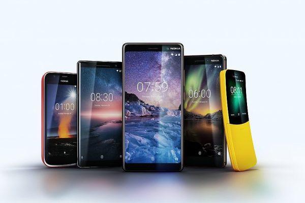 Android P per smartphone Nokia