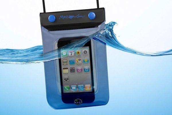 Come proteggere lo smartphone dalla sabbia