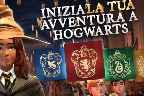Harry Potter Hogwarts Mystery presentazione gioco ed installazione