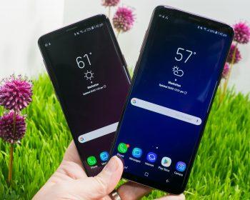Samsung Galaxy S 9 Plus la scheda tecnica