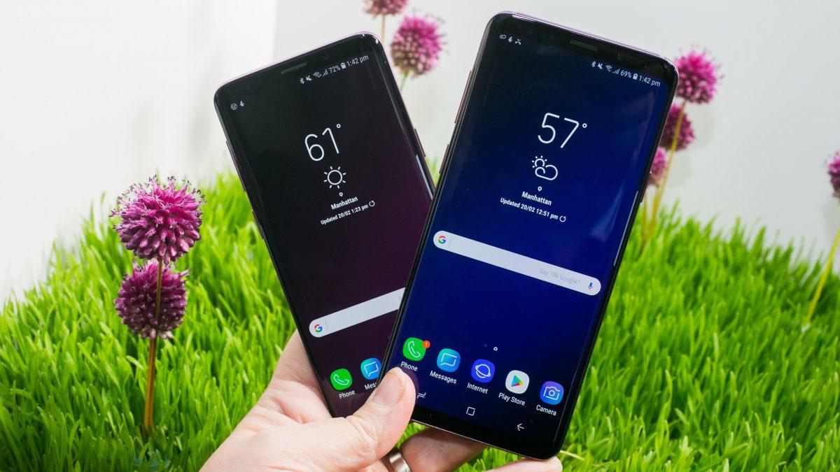 Samsung Galaxy S 9 Plus