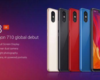 Xiaomi Mi 8 SE il nuovo smartphone di casa