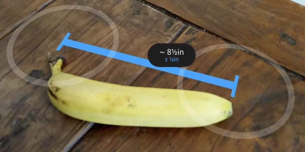 Google Measure App
