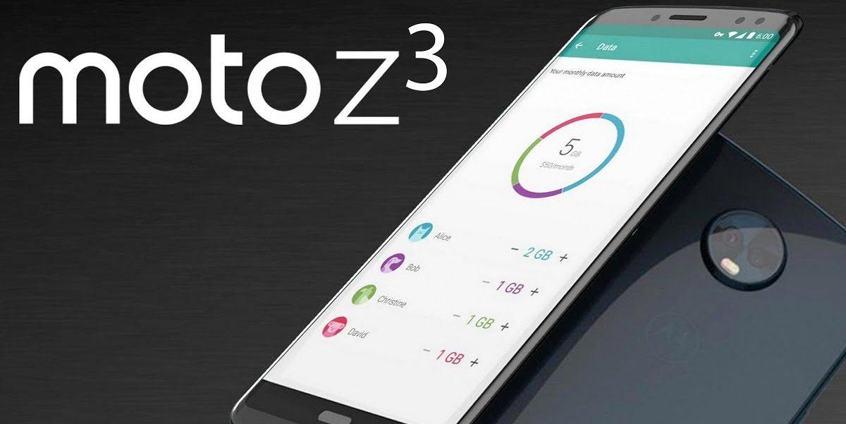 Motorola Moto Z3 le novità