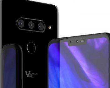 Il nuovo LG V40 come ci sorprenderà?