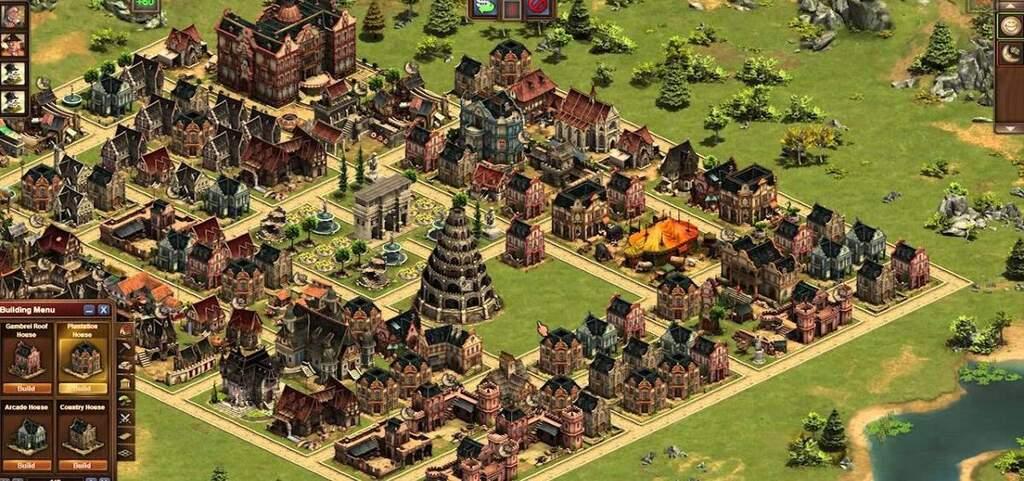 Forge Of Empires trucchi e consigli