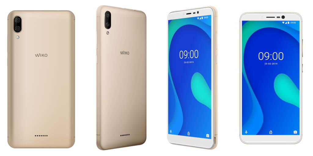 Wiko serie Y