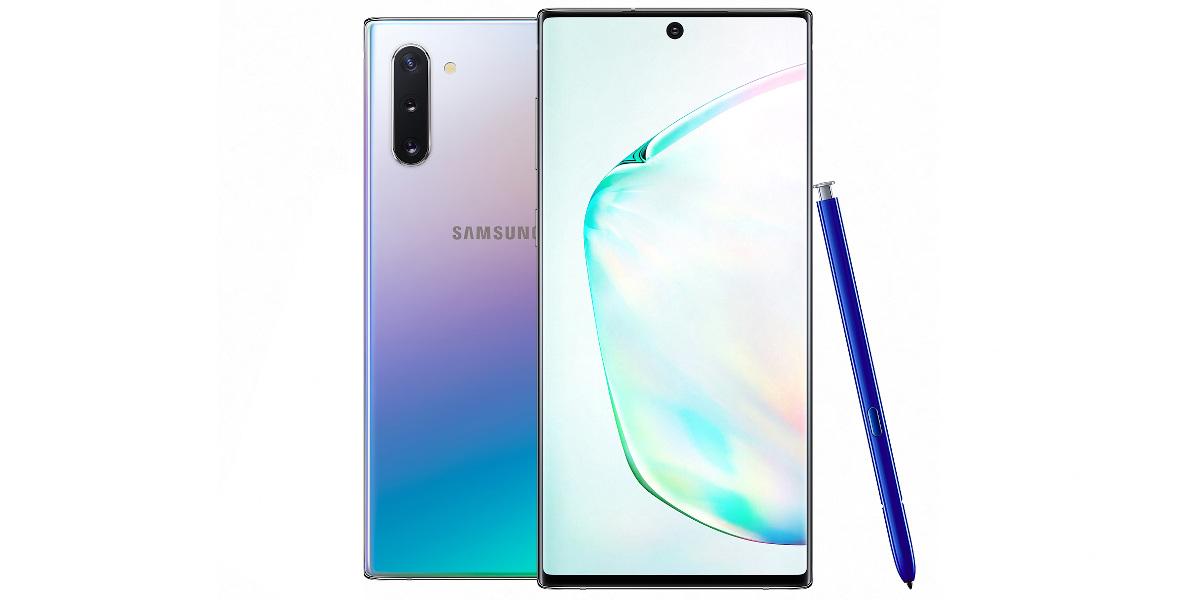 Samsung Galaxy Note10. A tutta potenza