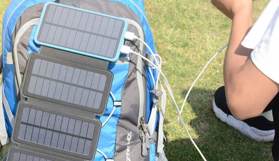power bank solari
