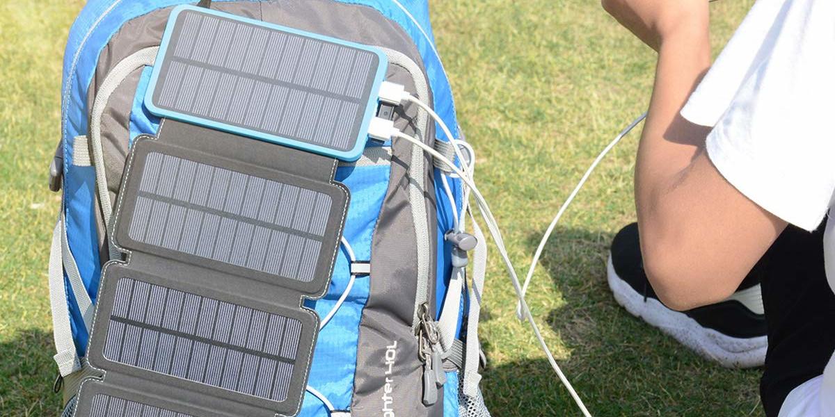 I migliori power bank solari